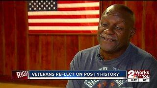 Veterans reflect on Post 1 history