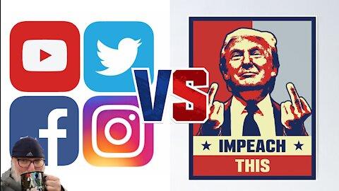 Social Media Vs Trump Supporters!