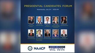 10 presidential hopefuls to speak at NAACP convention in Detroit Wednesday