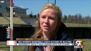 NCAA nightmare: NKU women's basketball coach accused of bullying