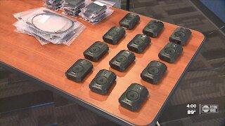 Sarasota officers to begin wearing body cameras