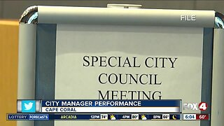 Cape Coral city council to discuss city manager at meeting Thursday