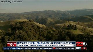 Bakersfield and Kern County unveil new branding
