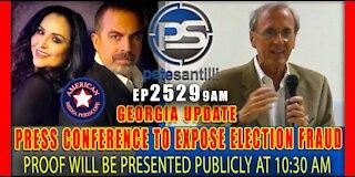 The Pete Santilli Show Ep 2529