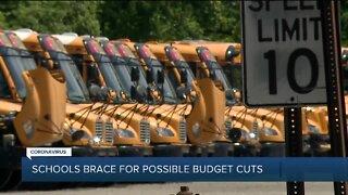 Schools brace for possible budget cuts