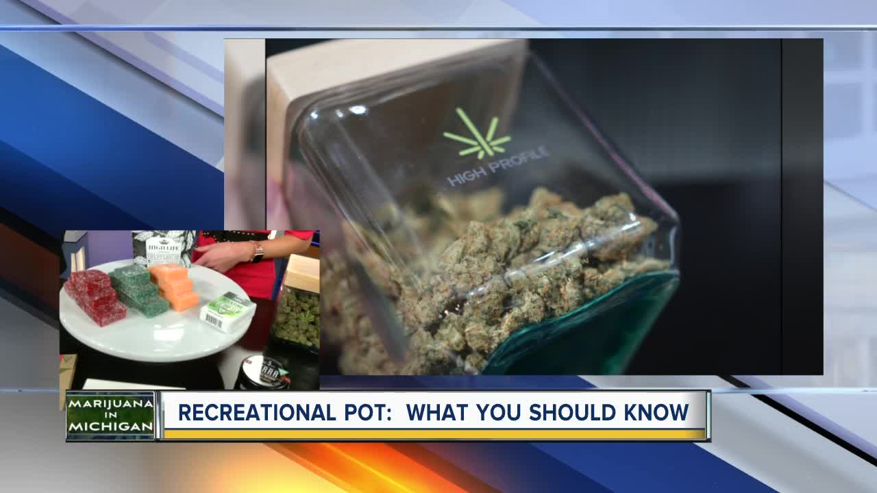 Recreational Pot: What to Expect at Dispensaries