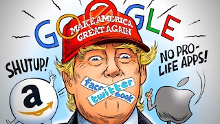 A Real Plan to Fight Back Against Big Tech Censorship - Build A Social Media for Patriots