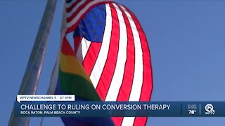 Palm Beach County, Boca Raton challenge federal ruling on 'conversion therapy'