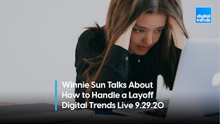 Winnie Sun Talks Contingency Plans | Digital Trends Live 9.29.20