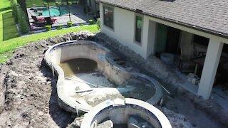 Olympus Pools now under criminal investigation