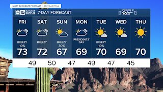 FORECAST: Two more storms on the way