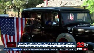 Kern County Memorial Day events