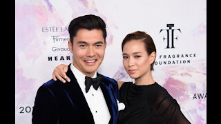 Henry Golding already 'overprotective' of his daughter