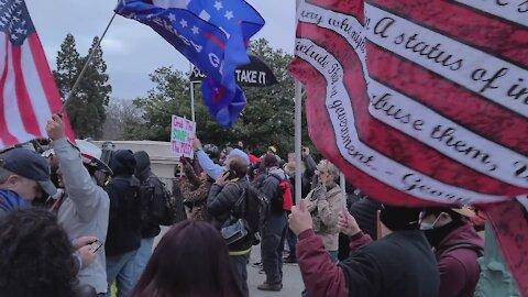 Jan 6 2021 Capitol Riot Coverage Part 7 (720p)