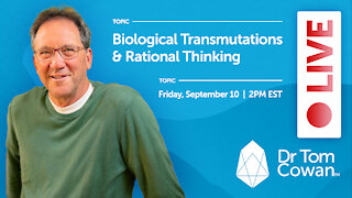 Rational Thinking & How Do Virologists know there is a Variant? Webinar Friday, September 10th,2021