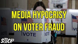 Media Hypocrisy On Voter Fraud...EXPOSED!