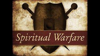 Spiritual Warfare update