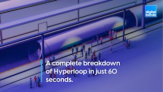 What is the Hyperloop? Here's everything you need to know