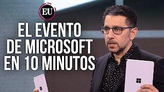 [Video] Resumen de todos los lanzamientos que hizo Microsoft