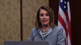 Pelosi Announces Lawsuit To Block Trump's Border Wall