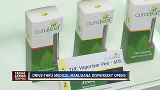 Florida's first medical marijuana drive-thru dispensary opens in Palm Harbor