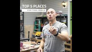 Best PlacesFor Tool Deals
