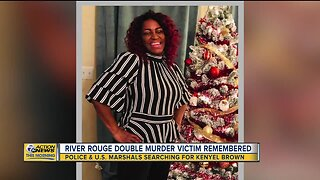 River Rouge double murder victim remembered