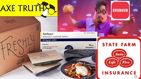 Commercial Reviews- Cringe Grubhub, Freshly Overpriced w: BetaMale, Xofluza & State Farm.jpg