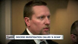 Buffalo Diocese investigation was 'a scam,' victims say