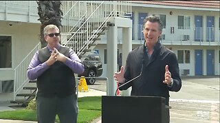 Gov. Gavin Newsom gives update on state's response to COVID-19