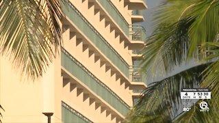 Woman found dead inside Singer Island hotel