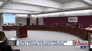 Some parents raise concerns as OPS moves toward in-person learning