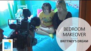 Bedroom Makeover l Brittney's Dream l Jamie's Dream Team