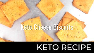 Keto Cheese Biscuits   Keto Diet Recipes