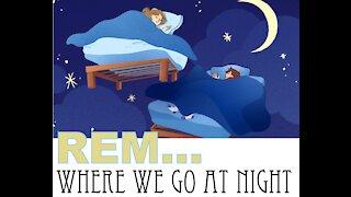 Where We Go When We Sleep