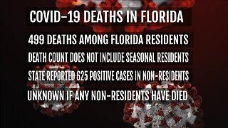 Florida's actual death toll could be even higher