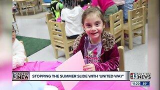 United Way's Summer Reading Challenge