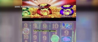 Jackpot hit at Red Rock Casino