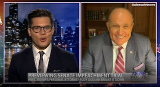 After Hours - OANN Impeachment Preview with Rudy Giuliani