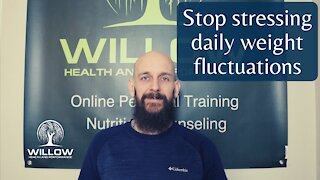 What you need to know about daily weight fluctuations