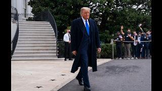 Twitter suspends account sharing Donald Trump's posts