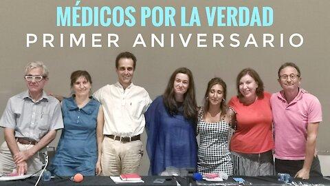Hechos Consumados. Aniversario Médicos por la Verdad.
