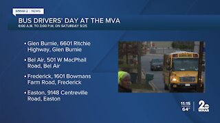 Bus Drivers Day at the MVA