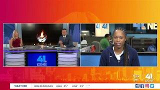 Muna Lee talks Olympic relays