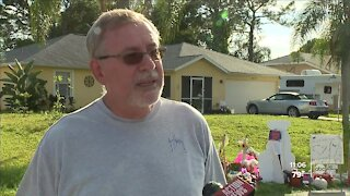 Neighborhood reacts to new discovery in search for Brian Laundrie