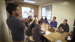 Khan Academy teams up with OPS to teach math literacy