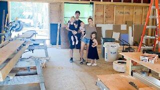 Carey et Angela Price rénovent leur maison dans l'Ouest et voici à quoi ça ressemble
