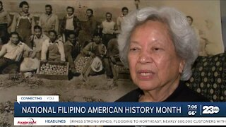 Community leader speaks about knowing your history during Filipino American History Month