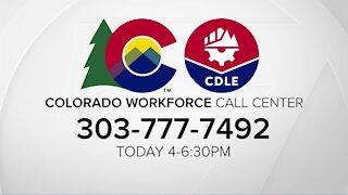 Colorado Workforce Call Center
