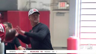 Frost hits 'mad' button with Huskers